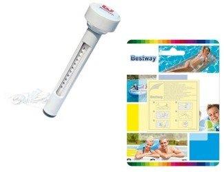 Bestway: Zestaw do basenu: łatki naprawcze i termometr