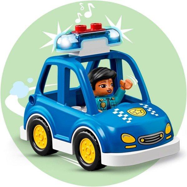 Lego Duplo Posterunek Policji Sklep Online Toysfunpl