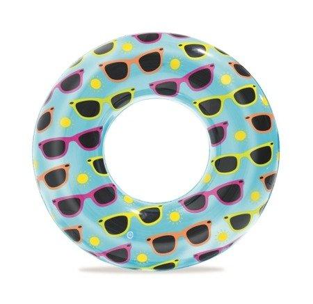 Bestway Kółko do pływania okulary