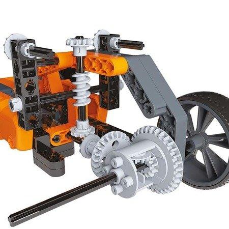 Clementoni (60954): Laboratorium Mechaniki - Łazik i Quad