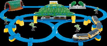 Dumel (D011C) Bridge Train Set Deluxe / D4 D011C