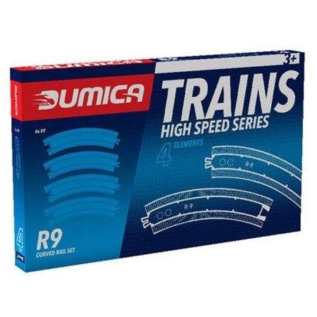 Dumel DU20325: Curved Rail Set / R9