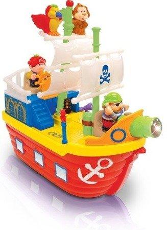 Dumel interaktywny statek piracki - rymowanki