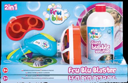 Fru Blu Miotacz baniek i płyn 0,5 l Bańki