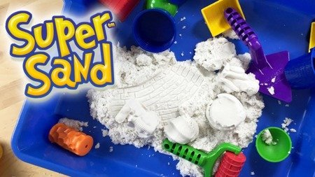 Goliath Super Sand Brick City piasek kinetyczny