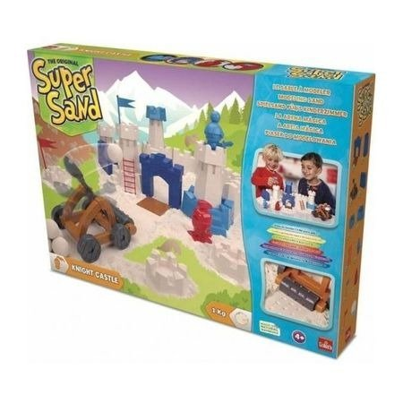 Goliath Super Sand Knight Castle piasek kinetyczny