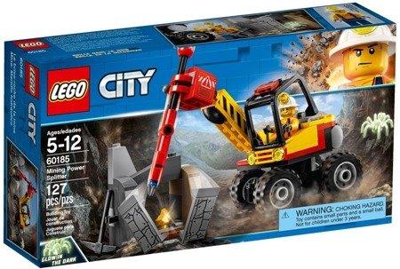 Lego City (60185): Kruszarka górnicza