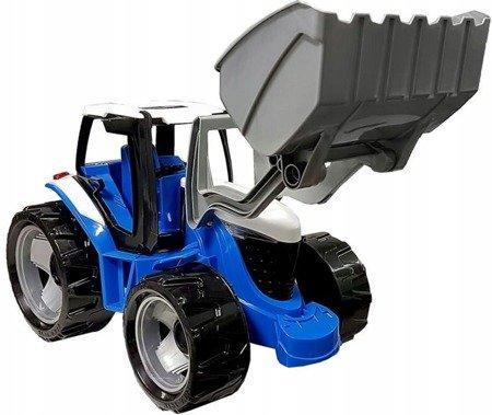 Lena (02055): Traktor spychacz niebieski