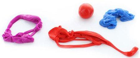 Magiczna plastelina zmieniająca kolor, zestaw