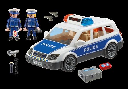 Playmobil (6920) Radiowóz policyjny z akcesoriami