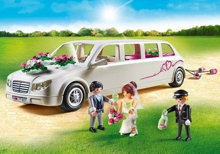 Playmobil Limuzyna ślubna