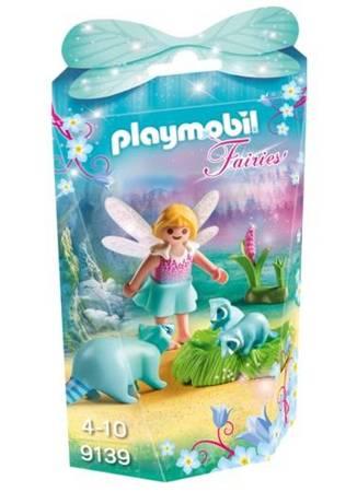 Playmobil Mała wróżka z szopami