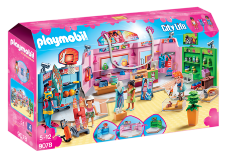Playmobil Pasaż handlowy