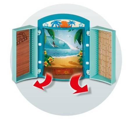 Playmobil Play Box Sklep surfingowy