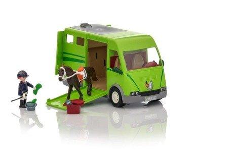 Playmobil Pojazd do przewozu koni