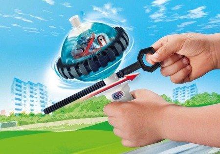 Playmobil Speed Roller Blue