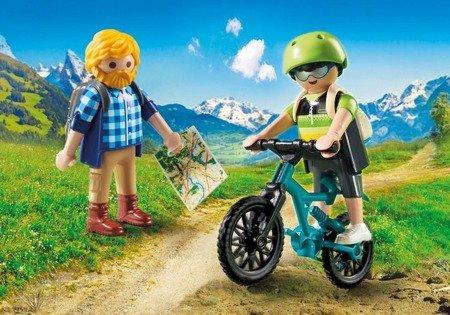 Playmobil Turyści w górach