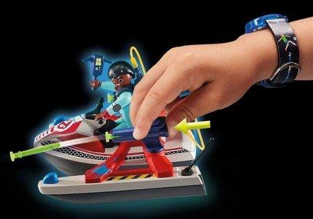 Playmobil Zeddemore ze skuterem wodnym