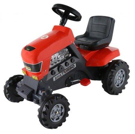 Polesie Traktor  jeździk na pedały Turbo