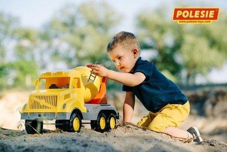 """Polesie Wader (37350): Samochód, betoniarka """"Osiłek"""""""