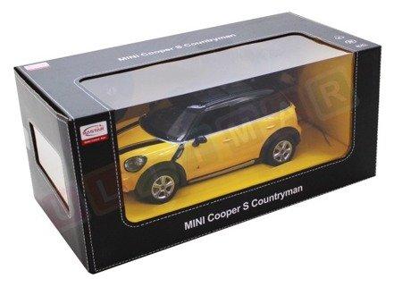 Rastar: Zadalnie sterowane Mini Cooper S Countryman 1:14