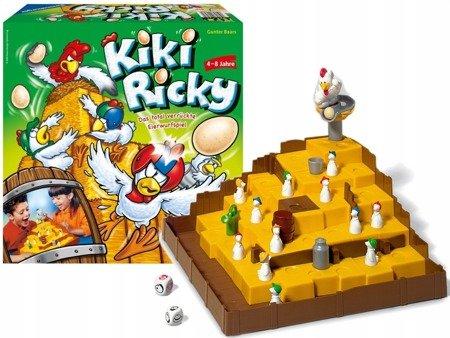 Ravensburger (RAG210442): Gra zręcznościowa Kiki Ricky