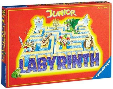 Ravensburger (RAG219315): Gra planszowa Labirynt Junior