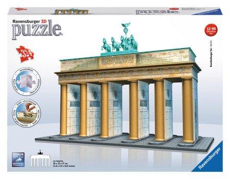 Ravensburger (RAP125517): Puzzle 3D Brama Brandenburska