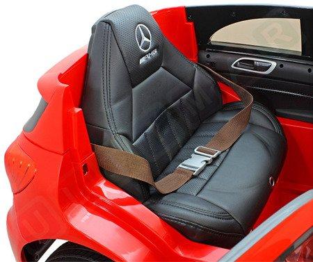 Samochód na akumulator: Mercedes A45