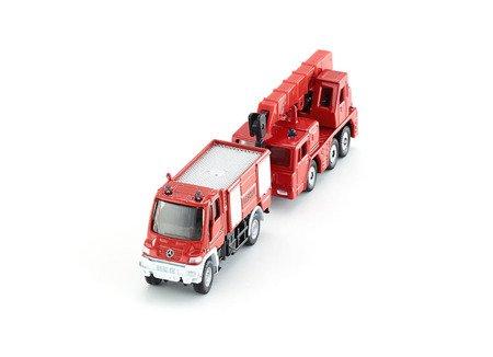 Siku -  2 samochody straży pożarnej
