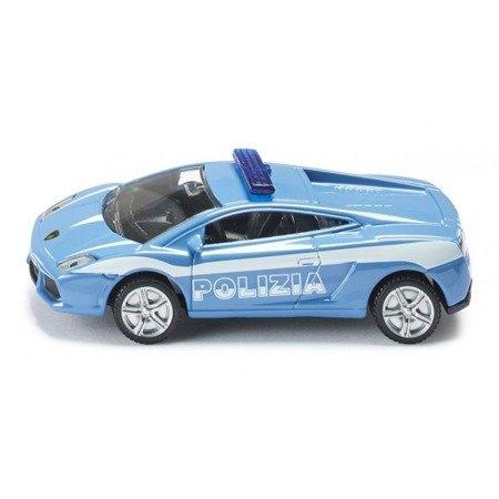 Siku Samochód Lamborghini Gallardo policja