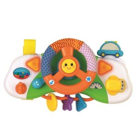 Smily Play Szkoła bezpiecznej jazdy kierownica