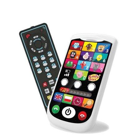 Smily Play (13930): Pilot i smartfon