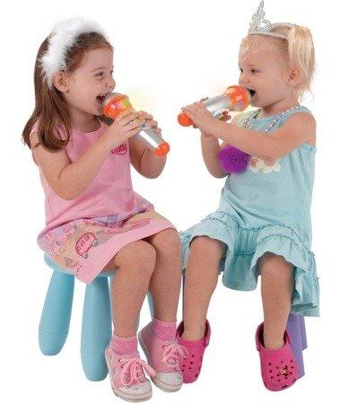 Smily Play Mikrofon dla dzieci Będę Twoją gwiazdą