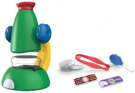 Tm Toys Cool science Zestaw naukowy: Mikroskop 30x
