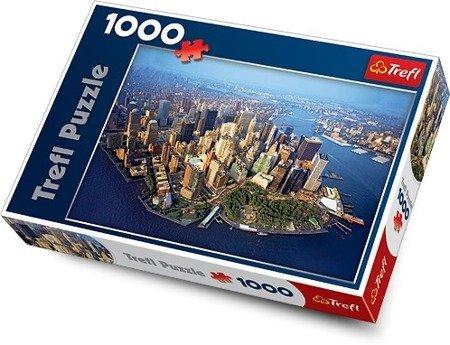 Trefl (10222) Puzzle 1000el. Nowy Jork