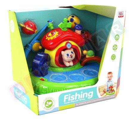 Zabawka edukacyjna - złów rybki