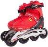 Ferrari: Rolki regulowane, czerwone roz. 31-34