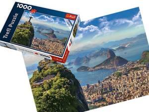 Trefl 10405 Puzzle 1000 el Rio de Janeiro
